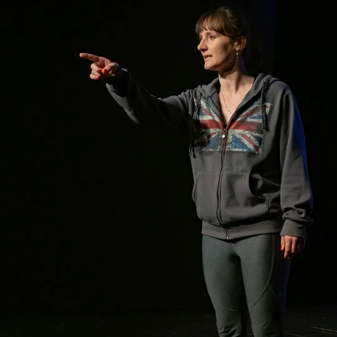 Couch Theatre presents Iphigenia in Splott by GaryOwen